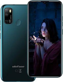 Ulefone NOTE 9P (2020), Android 10 smartphone aanbieding, 6,52 inch mobiele telefoon 16 MP quad-camera, octa-core 4 GB + 6...
