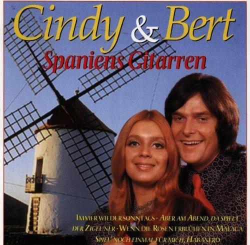 Spaniens Gitarren by CINDY & BERT (1995-10-02)