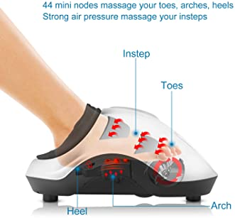 Explore foot massagers for circulation |