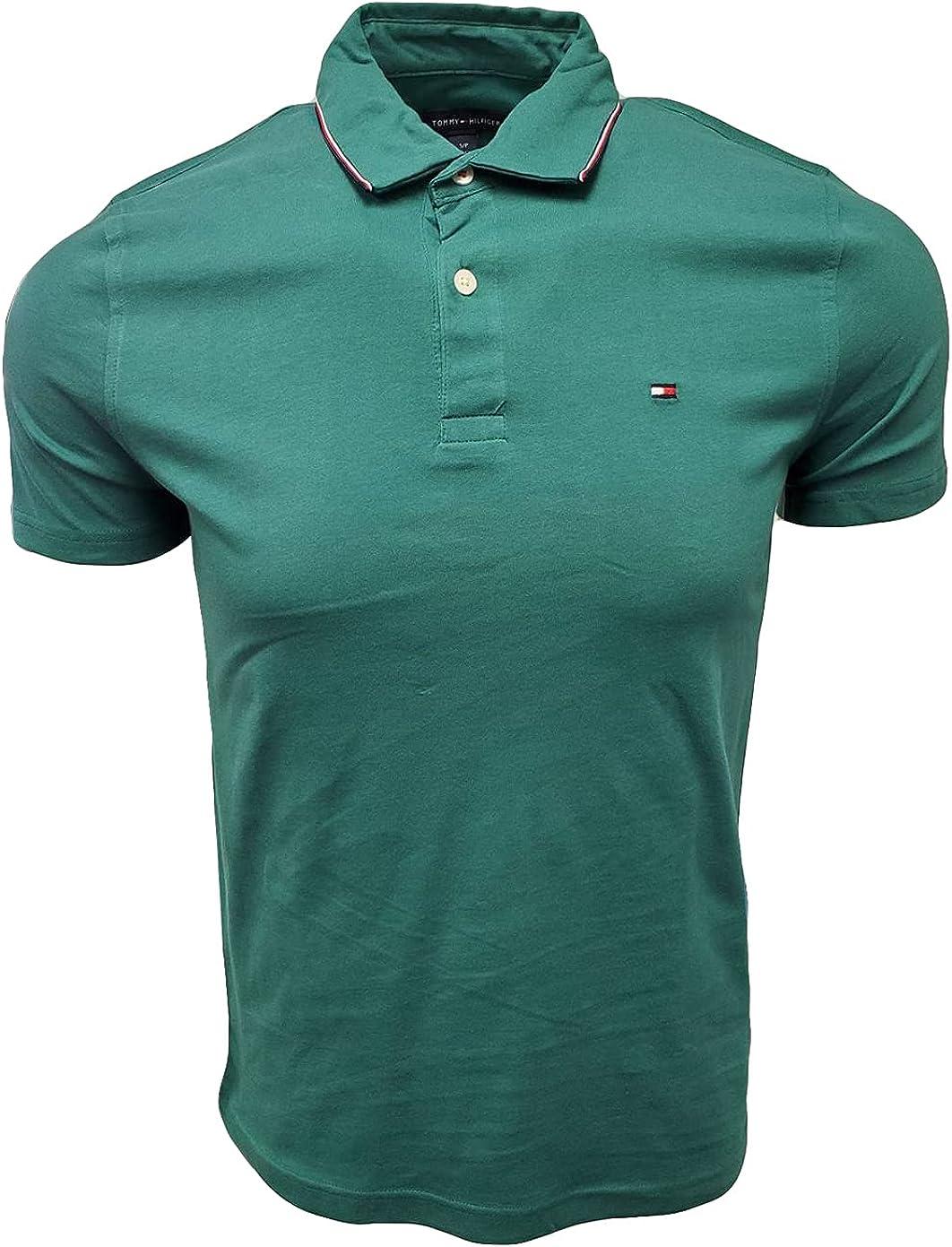 Tommy Hilfiger Men's Soft Cotton Polo