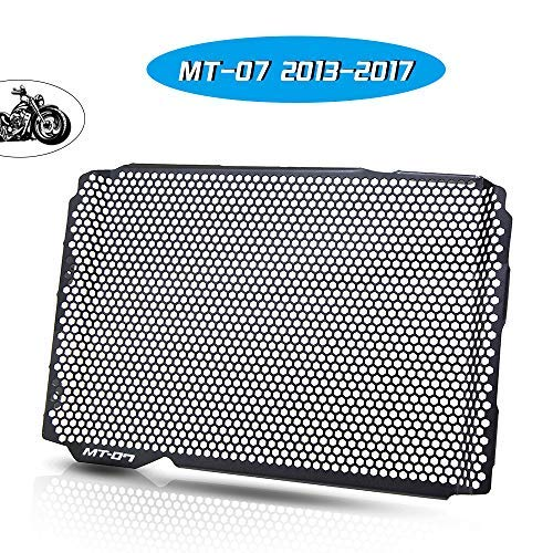Kühlerschutz Schützende Kühlergrillabdeckung Für Yamaha MT07 MT-07 2013-2017