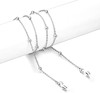 Women's Eyeglass Chains – Eyewear Retainer – Eyeglass Strap Holder..
