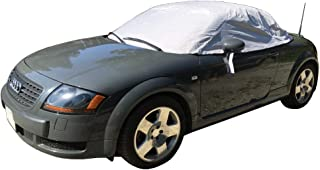 5 Layer Waterproof CoverMaster Gold Shield Car Cover for 1999-2006 Audi TT