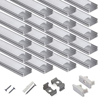 metric aluminum channel