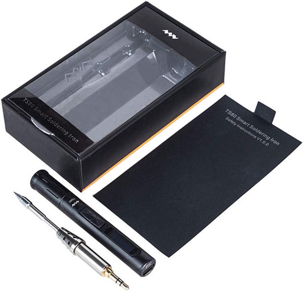 70% OFF Outlet Kehuashina TS80 Mini New Ranking TOP15 Smart Digital Portable T Iron Soldering