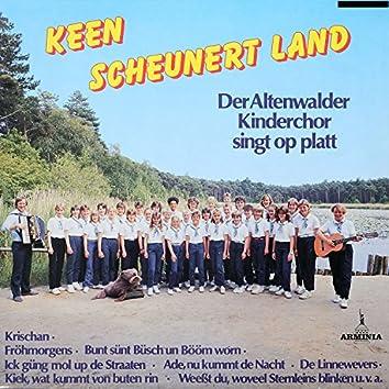Keen scheunert Land - Der Altenwalder Kinderchor singt op platt