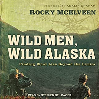 Wild Men, Wild Alaska audiobook cover art