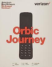 $49 » Orbic Journey V Verizon Prepaid 4g LTE Flip Phone - Black