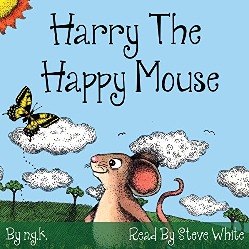 Harry the Happy Mouse cover art