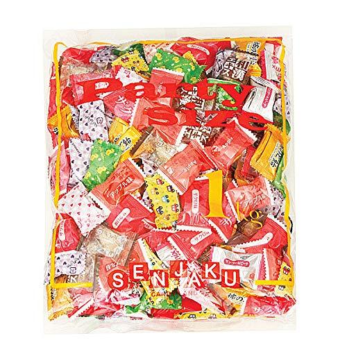 扇雀飴本舗 1キロ入り業務用キャンデー  Aピローミックス「Party Size」パーティーサイズ 1kg×8袋