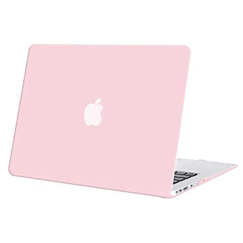 a0b2b5a415f Funda MacBook Air 13,TECOOL® Ultra Slim Cubierta de Plástico Duro Case  Carcasa para