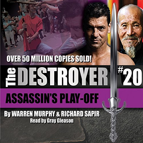 Assassin's Play-Off audiobook cover art