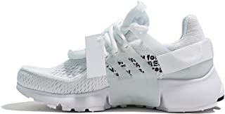 Mens Womens Off-White x The 10 Air Presto 2.0 Mesh Breathable Running Shoes
