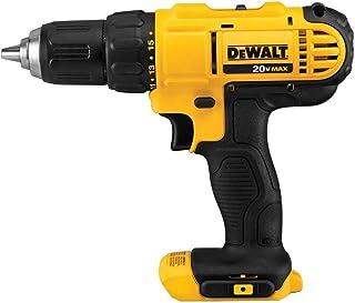 درایور مته کامپکت لیتیوم یونی 1/2 اینچ بی سیم Dewalt DCD771B 20V MAX - Bare Tool