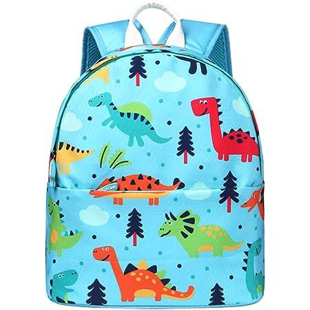 2-10 Ann/ées Gar/çons Filles Dinosaure Cartable Scolaire Maternelle Pr/éscolaire Bagages pour Tout-Petits PROTAURI Sac /à Dos Enfant