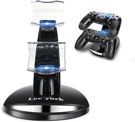 Cargador para Sony PS4Playstation Controller 4Dual USB de carga cargador Docking Soporte para PlayStation 4PS4Controller