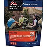 Mountain House Grilled Chicken Breast with Mashed Potatoes - 2 Servings