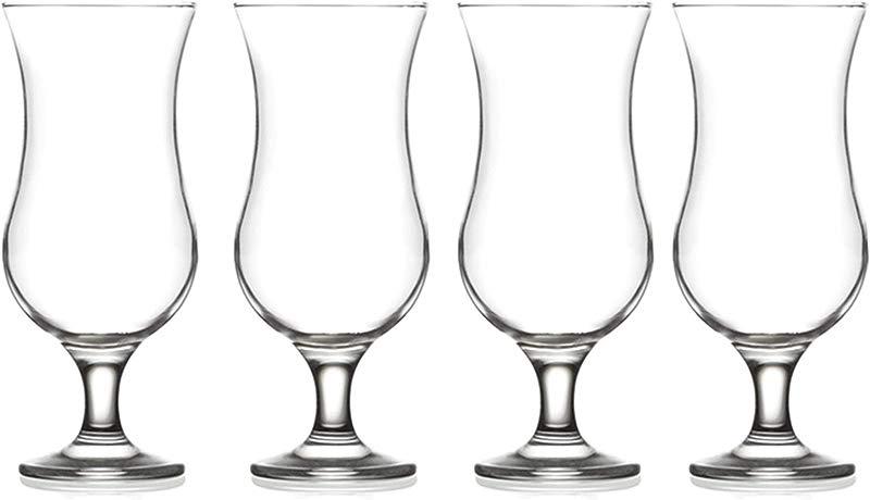 Epure Venezia Collection 4 Piece Glassware Set Pina Colada 15 5 Oz