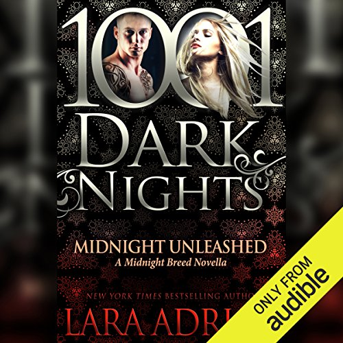 Midnight Unleashed audiobook cover art