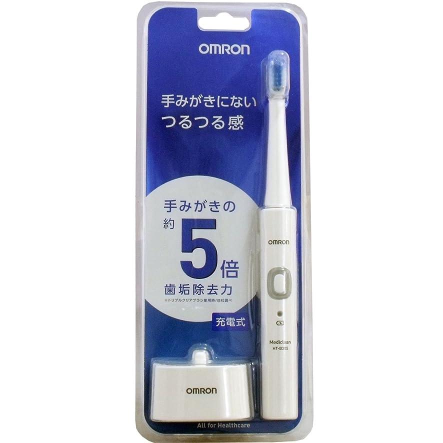 解釈的歴史試してみるオムロン電動歯ブラシHT-B305-W