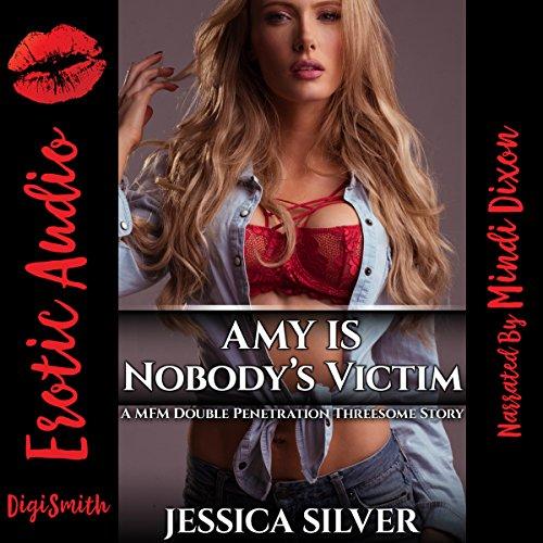 Amy Is Nobody's Victim audiobook cover art