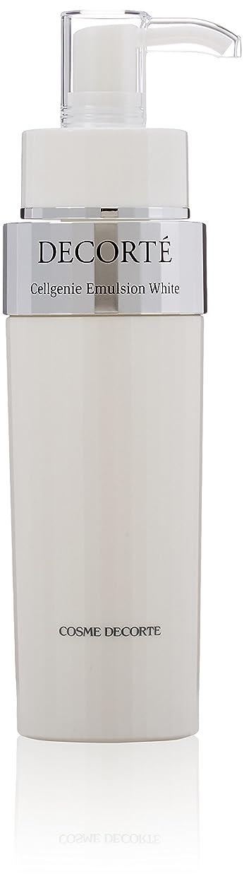 シャーク蒸交流するコスメ デコルテ(COSME DECORTE) セルジェニー エマルジョン ホワイト 200ml[並行輸入品]