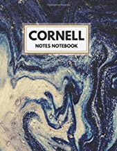 Cornell Notes Notebook: Lined Paper Notebooks and Journals Large College Rule for Note Taking 8.5 x 11 - 100 Pages (Volumn 43)