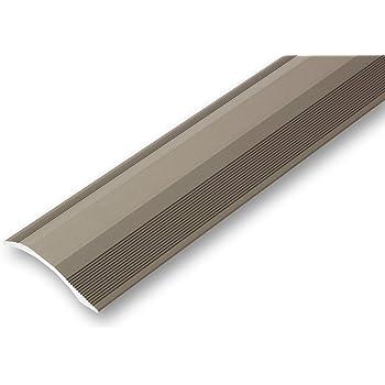 /Übergangsprofil 38 mm selbstklebend 7,99/€//m 1180 mm, bronze