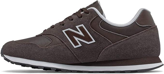New Balance 393 Sneaker Marrone da uomo ML393LB1