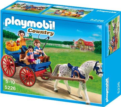 Playmobil 5226 - Ausflug mit Pferdekutsche