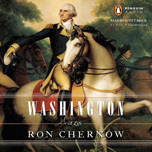 Washington: A Life audiobook cover art