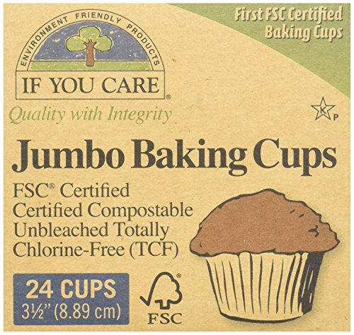 IF YOU CARE Baking cups, 24 CT