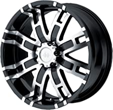 Helo HE835 Gloss Black Machined Wheel - (20x9