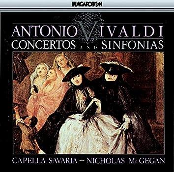 Vivaldi: Concertos and Sinfonias