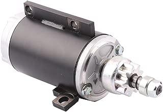 TUPARTS Starter Fit for EVINRUDE Engines - Marine Outboard E40 (Older Models) 1960-1976 44.9ci-40 HP EVINRUDE Engines - Marine Outboard E40E 1985-1988 44.9ci-40 HP 384163