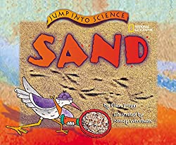Sand: Jump into Science book