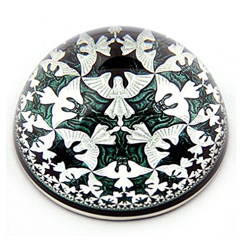 Parastone Briefbeschwerer Escher Circle Limit IV Angels & Demons