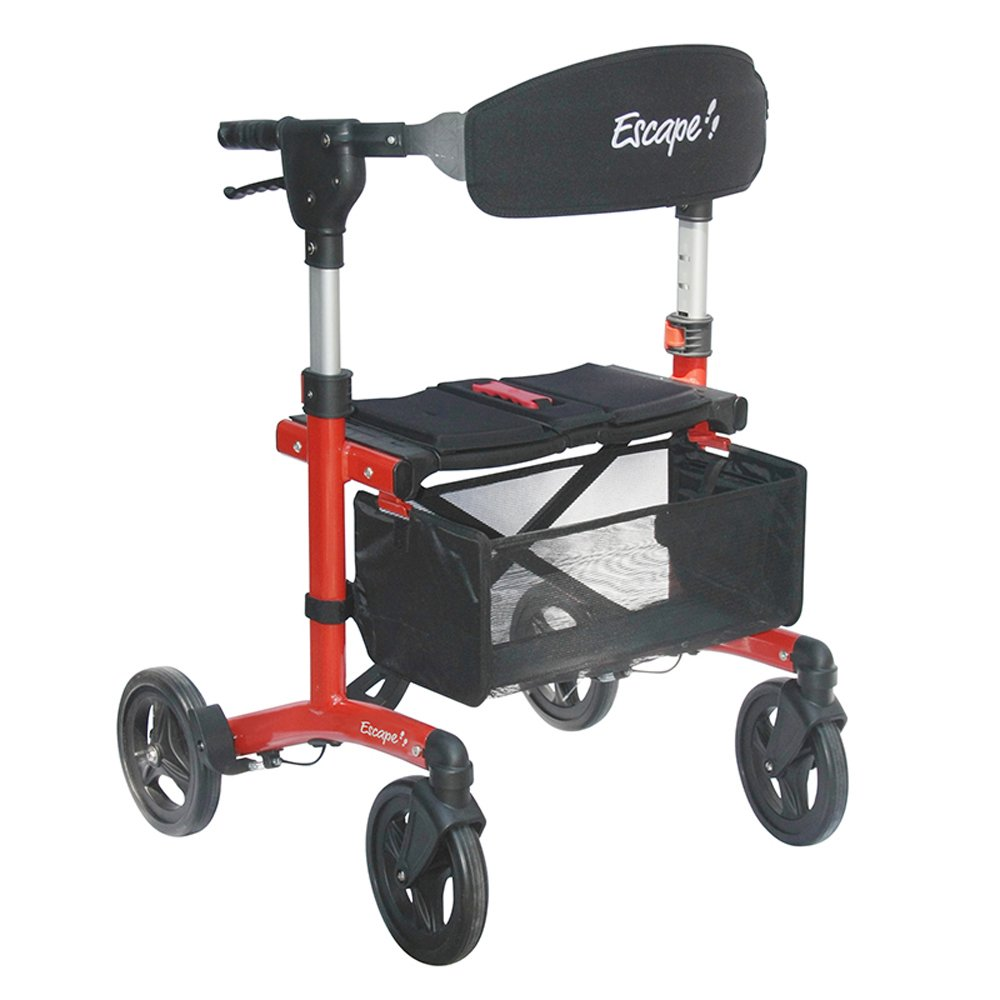 Escape Rollator Standard Red