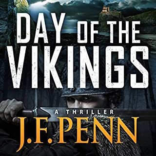 Day of the Vikings: A Thriller     ARKANE              By:                                                                                                                                 J. F. Penn                               Narrated by:                                                                                                                                 Veronica Giguere                      Length: 2 hrs and 12 mins     12 ratings     Overall 4.0