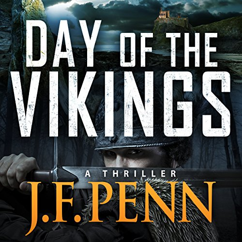 Day of the Vikings: A Thriller audiobook cover art
