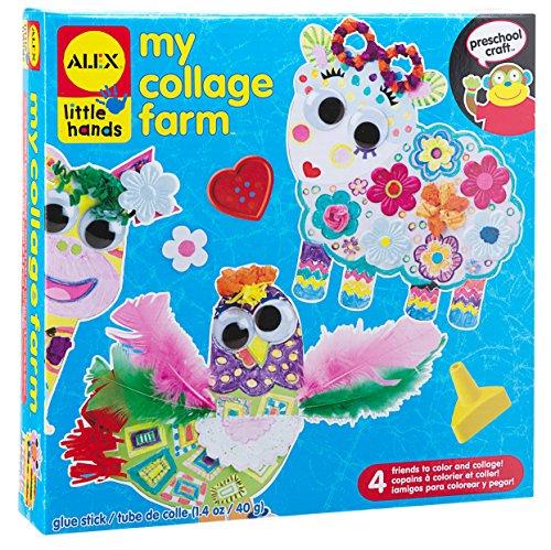 ALEX Toys Little Hands My Collage Farm