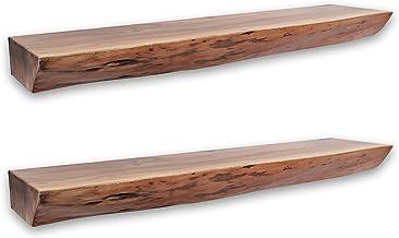 2 xwandboard Oak Wild Solid Wood Board Shelf Socket Board Shelf Tree edge!