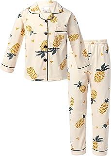 Amazon.es: Amarillo - Pijamas / Pijamas y batas: Ropa
