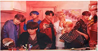 Nuofeng - Kpop BTS Tapestry New Album 'MAP of The Soul : Persona' Bangtan Boys Wall Hanging Tapestry for Home Decor 39x19inch(H02)