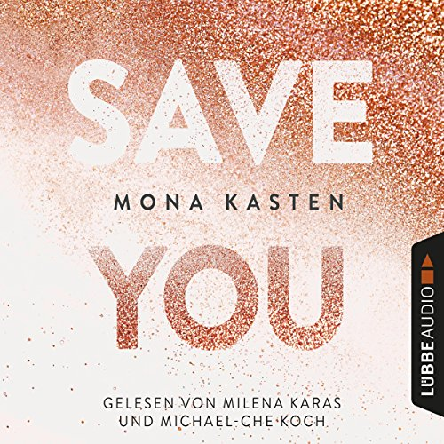 Save You audiobook cover art