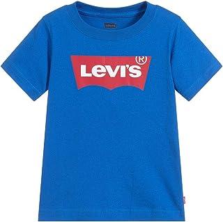 Levis Levis LA Camiseta Azul Real del Chico 8E8157: Amazon.es: Ropa y accesorios