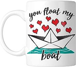 You Float My Boat 11 oz. Mug (1 Mug)