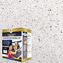 Daich DCT-MNS-NW Quart Spreadstone Mineral Select Countertop Refinishing Kit, Natural White