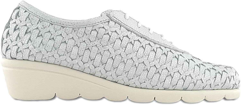 The Flexx shoes Woman Sneakers C2501_28 Bonitas silver Silver