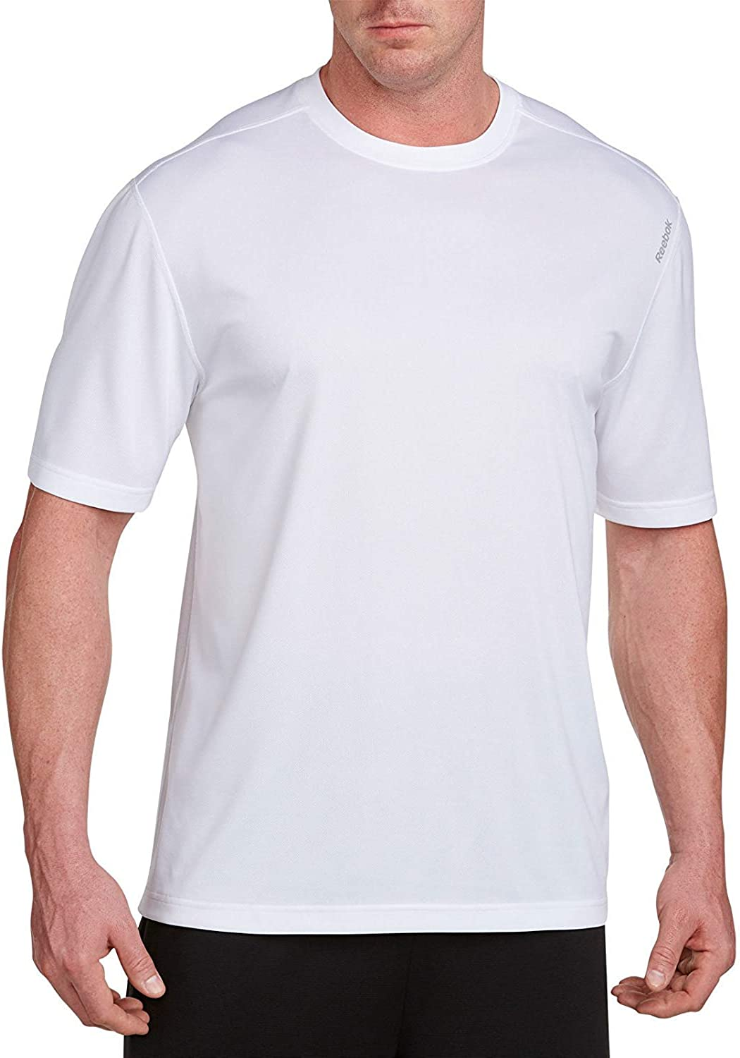 Reebok 4 years warranty Big Selling and selling and Tall Dry Tech T-Shirt Play